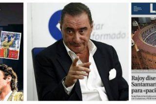 """Carlos Herrera avisa a Colau: """"Esta pandilla de histéricos no nos impedirá la fiesta de los toros"""""""