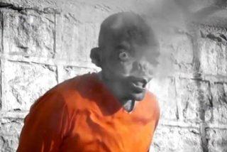 El psicópata verdugo de Mosul que pintaba macabras dianas en las frentes