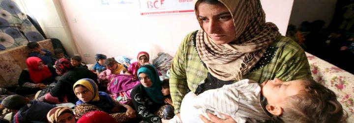 """El Papa denuncia la crueldad del Isis en Mosul, que """"nos hace llorar y nos deja sin palabras"""""""