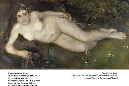 Renoir en su intimidad
