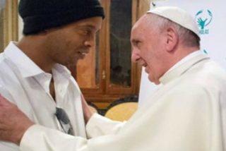 Maradona, Ronaldinho y Roberto Carlos jugarán el partido para la paz en Roma