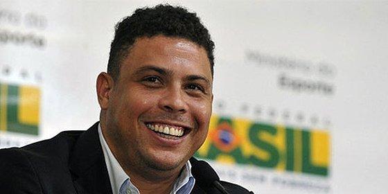 """Ronaldo Nazario: """"Para mí Cristiano es el mejor porque juega en el Real Madrid"""""""