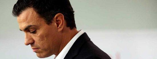 """El carajal del PSOE 'rejuvenece' a Antonio Burgos: """"La de años que me ha quitado este insensato demente de Sánchez"""""""