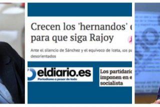 Luto en la prensa 'sanchista' ante la rendición del bando del 'no' a Rajoy