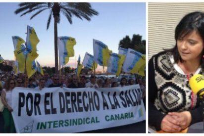 La sanidad precaria provoca la eutanasia del pacto regional CC-PSOE