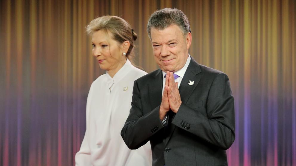 Santos, Nobel de la paz, y La COPE