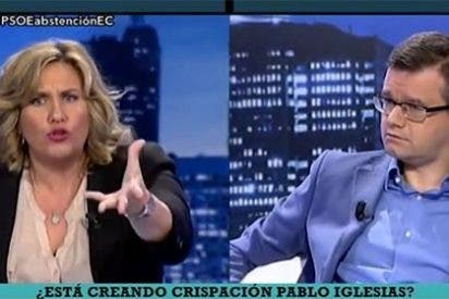 Imponente chorreo de López Schlichting que deja tiritando a Manuel Rico