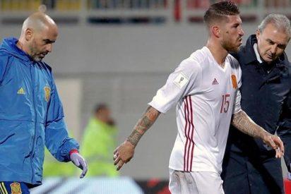 Se avecina lío con la recuperación de Sergio Ramos en el Real Madrid