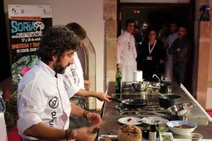 La V edición de 'Soria Gastronómica' posiciona el micoturismo de Castilla y León a nivel internacional