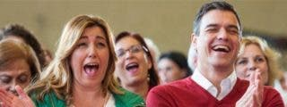 """""""El PSOE se debate entre la desdicha, la calamidad o la resignación"""""""