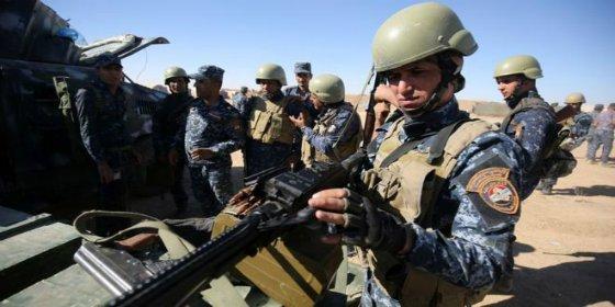 Comienza la gran batalla para echar a patadas a los decapitadores del ISIS de la ciudad de Mosul