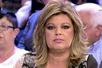 """Terelu Campos: """"Las azafatas me bajan las bragas cuando hago pipí"""""""
