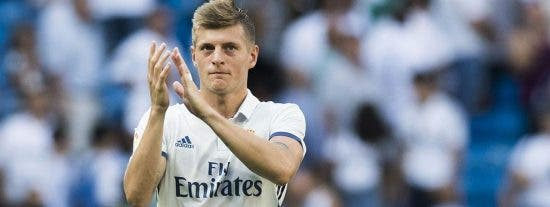 El Real Madrid pierde a Kroos frente al Athletic Club