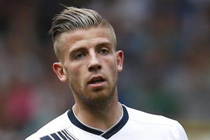 Tras fracasar en España muestra toda su calidad en la defensa del Tottenham