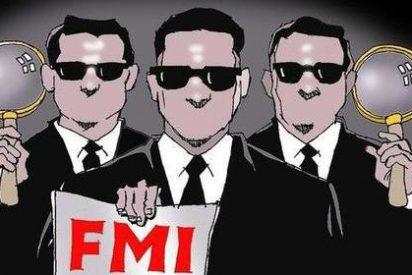 Los 'hombres de negro' del FMI examinan a España