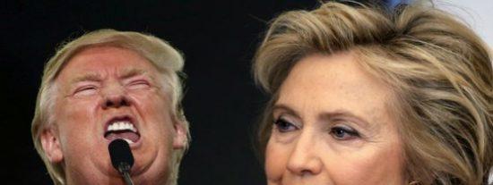 La jefa de campaña de Trump se baja los pantalones: admite que van de culo