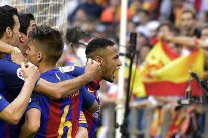 Un crack del Barça provocó una trifulca en el túnel de vestuarios