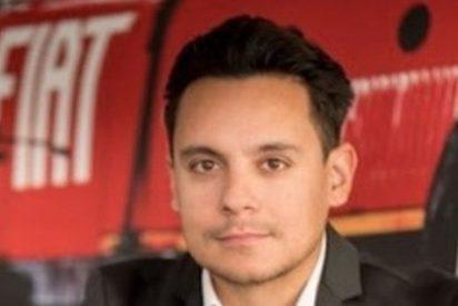 Guillermo García, nuevo director de comunicación de Fiat Chrysler Automobiles Spain