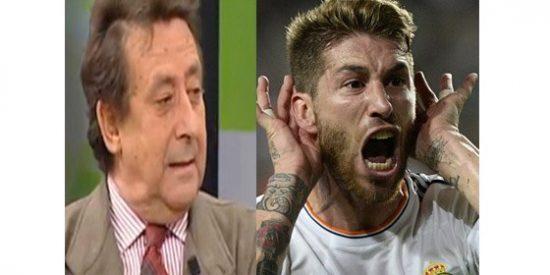 Ussía la lía con un durísimo tuit contra Sergio Ramos e Iker Casillas le contesta