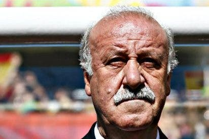 """Vicente del Bosque: """"Hubo intoxicaciones desde fuera que perturbaron el vestuario de la Selección de España"""""""