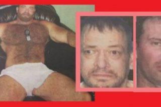 Los dos ladrones violados durante cinco días por un cabreado gigante gay