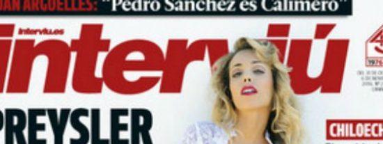 La 'barbie' de 'Granjero busca esposa' se despelota en Interviú