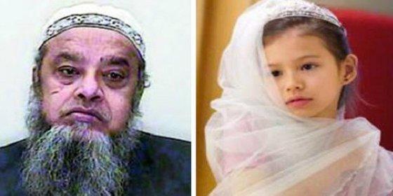 Muere una niña de 8 años en su noche de bodas violada por un esposo de 40