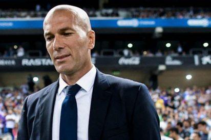 """Zinedine Zidane: """"Cuando vuelvan de las selecciones tenemos que cambiar esto, porque no podemos seguir así"""""""