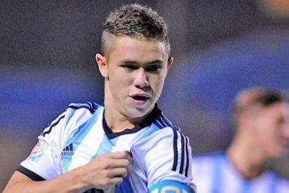 Los grandes clubs europeos se pelean por Tomás Conechny, el nuevo 'Kun' Agüero