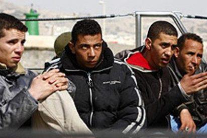 Violento motín en el CIE de Murcia con tres policías heridos y nueve ilegales fugados