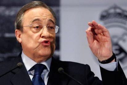 """Florentino Pérez: """"Cristiano Ronaldo es un sucesor de gigantes míticos"""""""