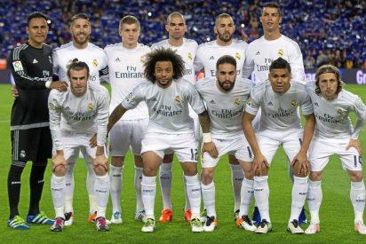 El Real Madrid, el equipo más representado para elegir el 'Equipo del Año' de 'uefa.com'