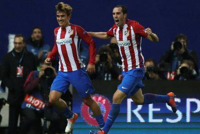 El Atleti descubre los placeres del minuto 93: Atlético Madrid 2 -Rostov 1