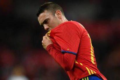 Inglaterra 2 - España 2: Isco y Aspas le dan la vuelta a un partido 'perdido' en Wembley