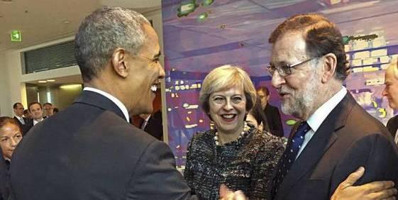 Rajoy triunfa en Europa y España recupera sitio en el Mundo