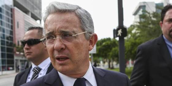 El expresidente Uribe rechaza el nuevo acuerdo de paz entre el Gobierno de Colombia y los narcoterroristas de las FARC