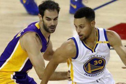 La venganza de Curry y los Warriors: ¡149 a los Lakers!