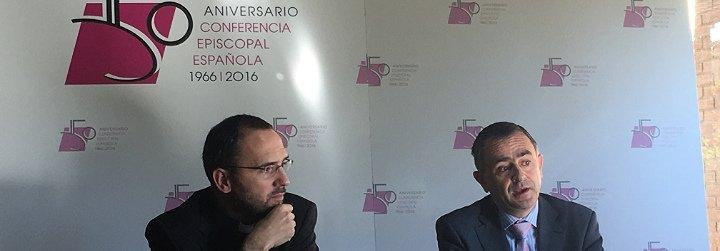 Los obispos manejan alternativas de financiación ante un hipotético fin de la casilla de la Iglesia en el IRPF