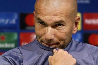 """Zinédine Zidane: """"No es que la 'BBC' sea innegociable, pero son los mejores"""""""