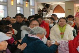 Católicos chinos celebran la ordenación de un nuevo obispo en comunión con el Papa