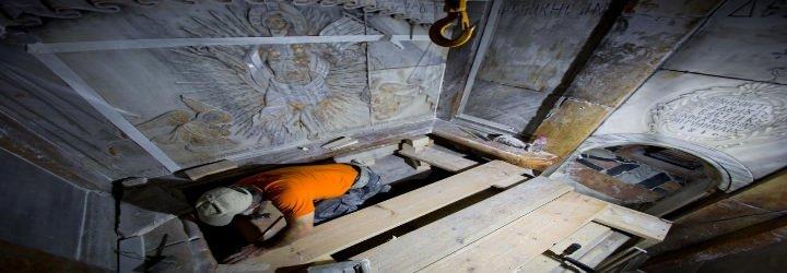La tumba de Jesús: Mensajes y enigmas
