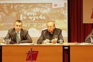 """Monseñor Algora: """"La debilidad económica de la Iglesia es la debilidad del país"""""""