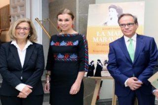 Álvaro Marañón presenta 'La madre Maravillas' en la Real Academia de san Fernando