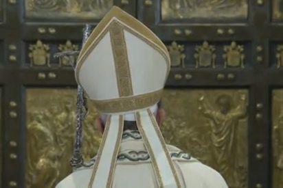 """El Papa clausura el Jubileo e invita a """"no cerrar nunca la puerta de la reconciliación y del perdón"""""""