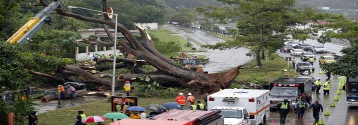 Iglesia panameña, solidaria con los afectados por el huracán Otto
