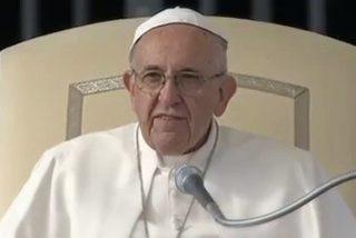 """Francisco: """"No excluyamos a nadie, seamos instrumento de la misericordia inclusiva del Padre"""""""