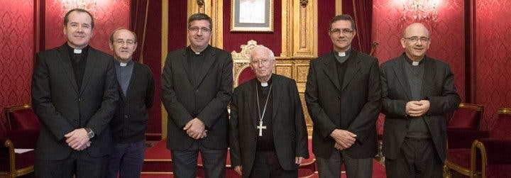 José Francisco Castelló, nuevo canciller secretario del Arzobispado de Valencia