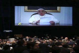 """El Papa reta a la Iglesia estadounidense a """"abatir muros y a construir puentes"""""""