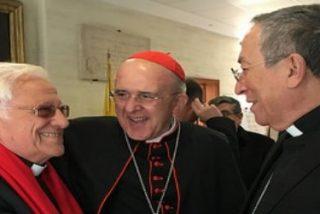 El padre Ángel, ¿cardenal?
