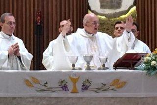 """Cardenal Osoro: """"Ni podía soñar que iba a estar hoy aquí y ser cardenal"""""""